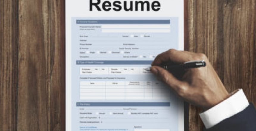 Hire a Professional CV Writer