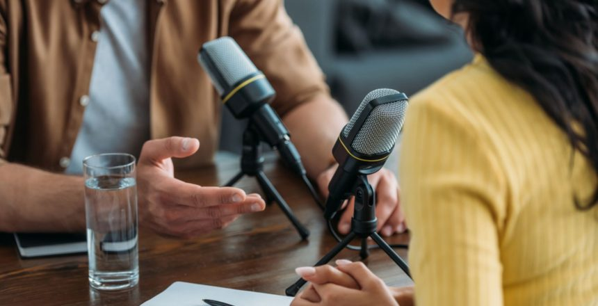 Career Podcasts You Should Listen To