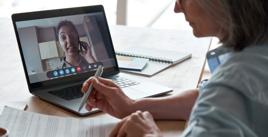 How to Get Ready For a Virtual Interview