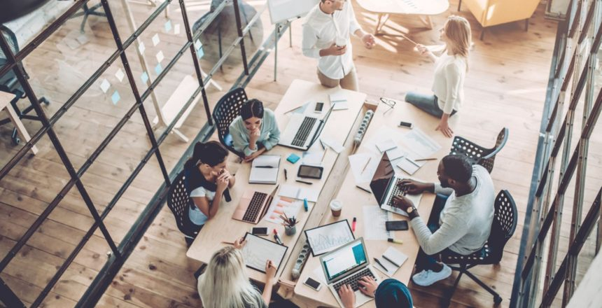 Reimagining the Workplace for 2021